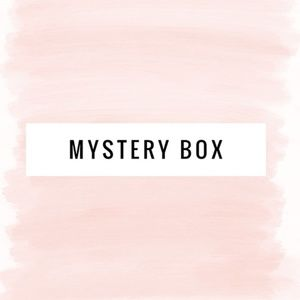 $25 Mystery Box — $200+ Retail Value